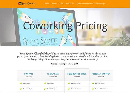 Suite Spotte Coworking - La Grange, IL