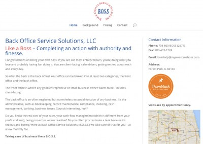 Back Office Service Solutions, LLC