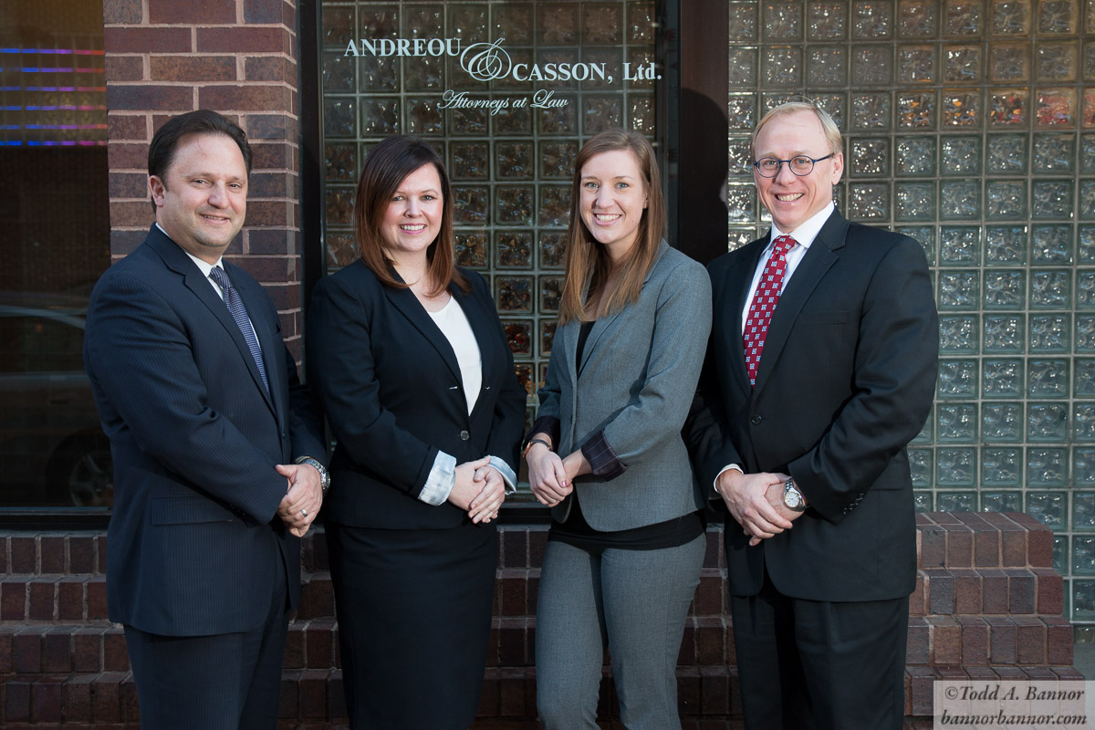 Corporate portrait by Todd Bannor, Bannor & Bannor Inc Photography and Video Oak Park Illinois
