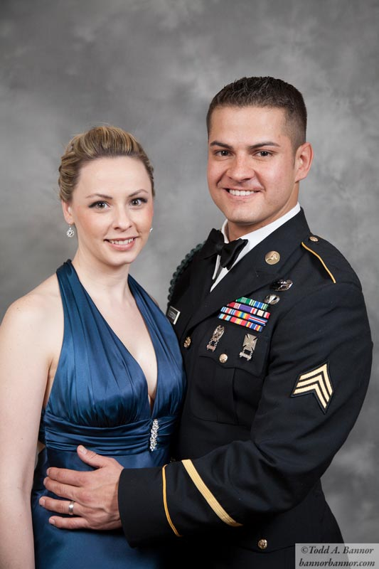 Formal portrait by Todd Bannor, Bannor & Bannor Inc Photography and Video Oak Park Illinois